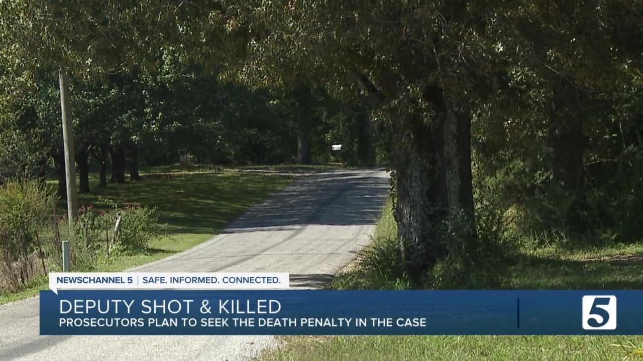 Prosecutors to consider death penalty in killing of Hardin County deputy
