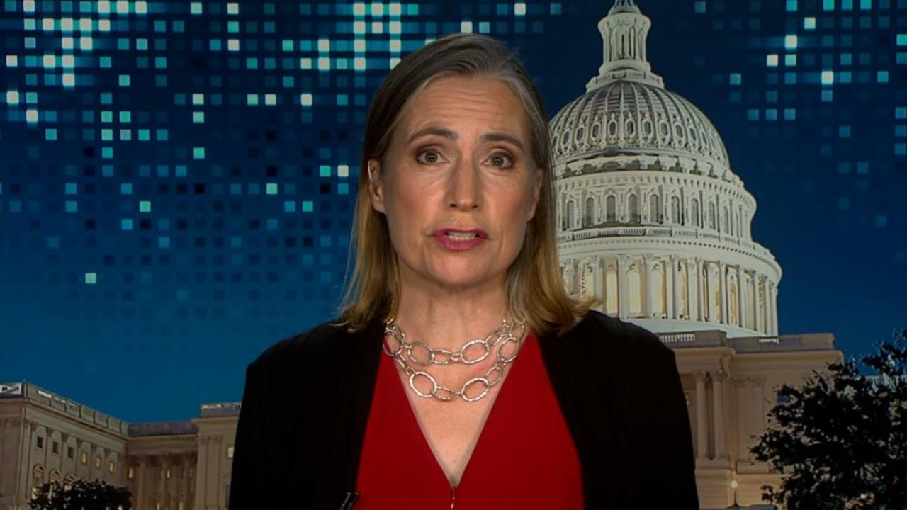 Fiona Hill: Putin would benefit from another Trump presidency