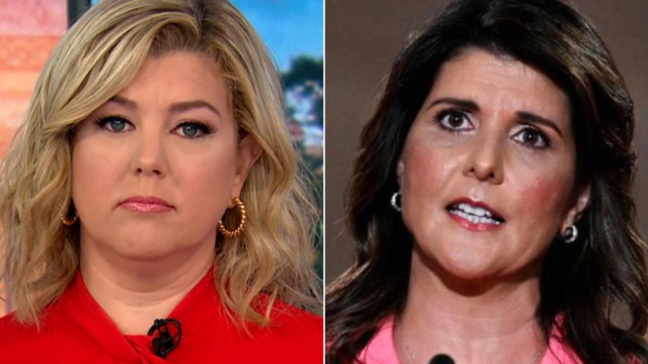 Nikki Haley says this is worse than Covid. See Keilar's response