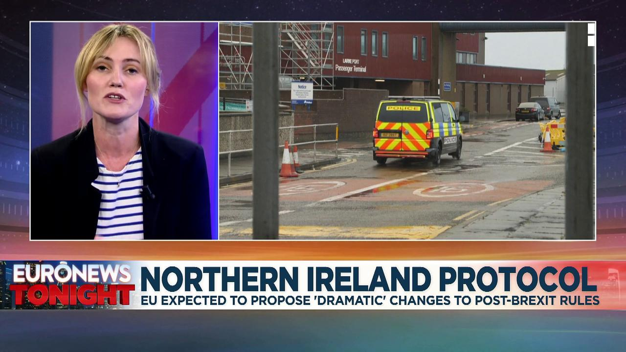 EU-UK sausage wars: Brussels prepares 'dramatic' changes to Northern Ireland protocol