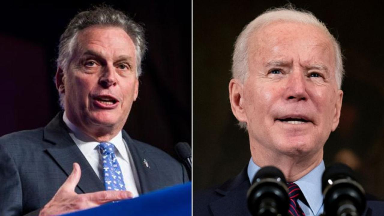 Democratic candidate thought virtual meeting was private. This is what he said about Biden