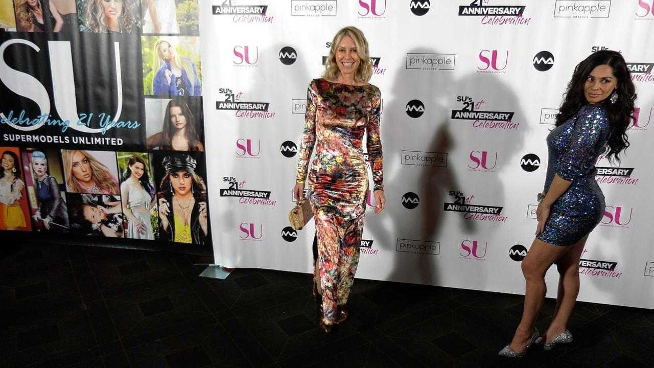 Rochelle Vallese 'SU Magazine's 21st Anniversary Celebration' Red Carpet Fashion