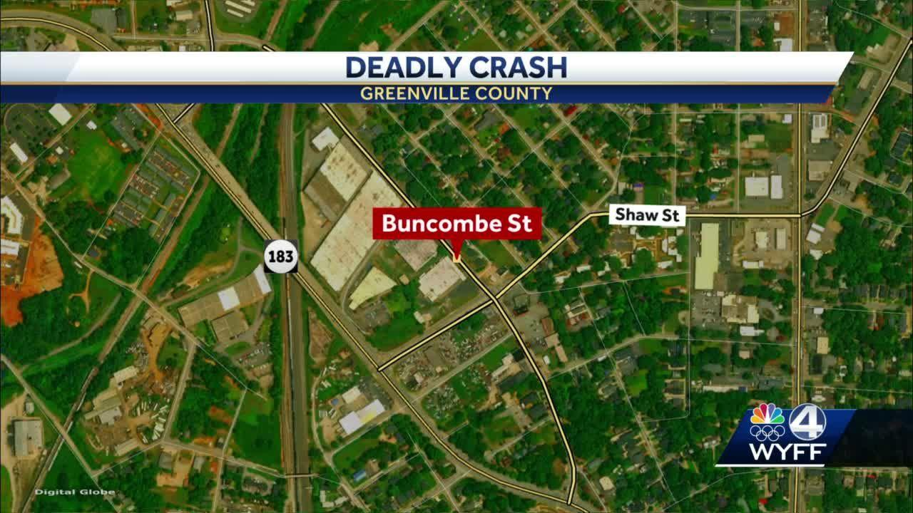 Buncombe St. deadly fatal