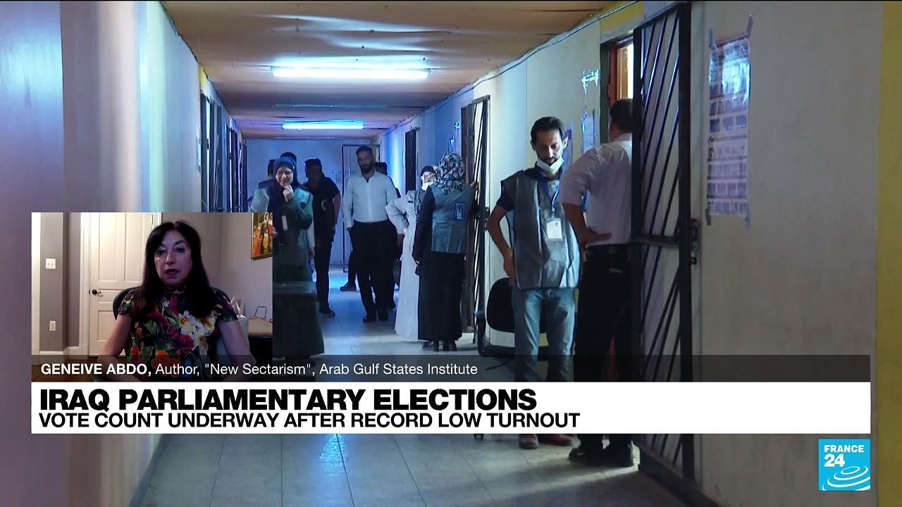 Iraq parliamentary elections