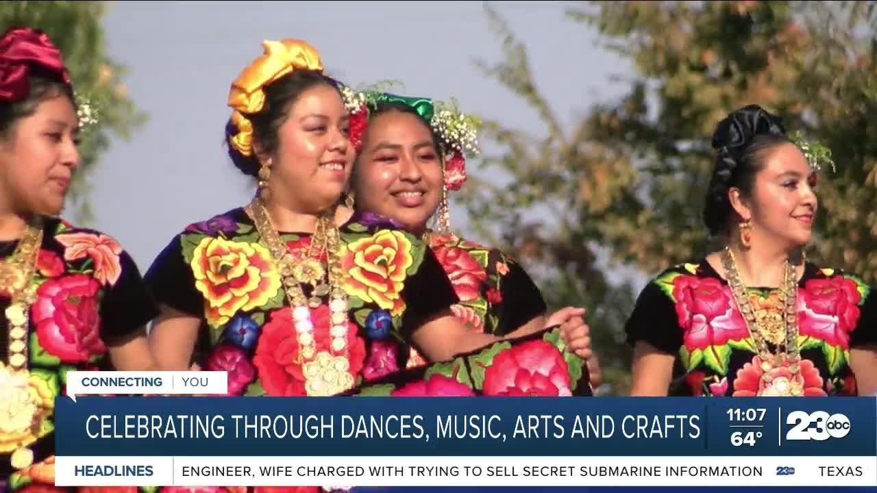 Kern County celebrates Guelaguetza, an event honoring Oaxacan culture