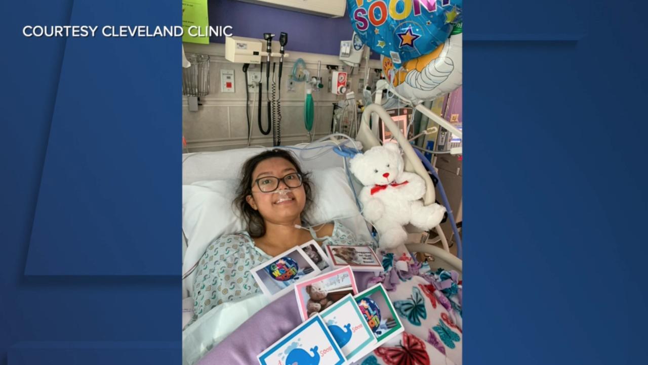 Warren teen survives life-threatening COVID encounter