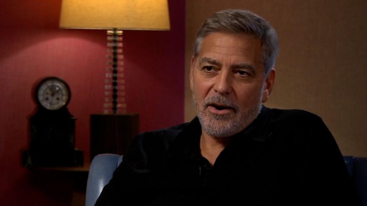 George Clooney compares Biden's struggles to 'battered child' after Trump
