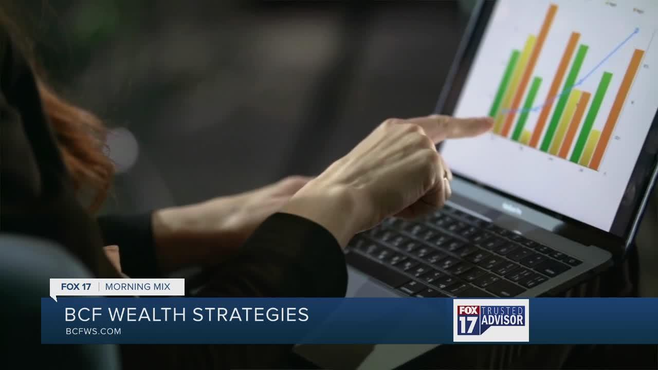 Reorganize your finances with BCF Wealth Strategies