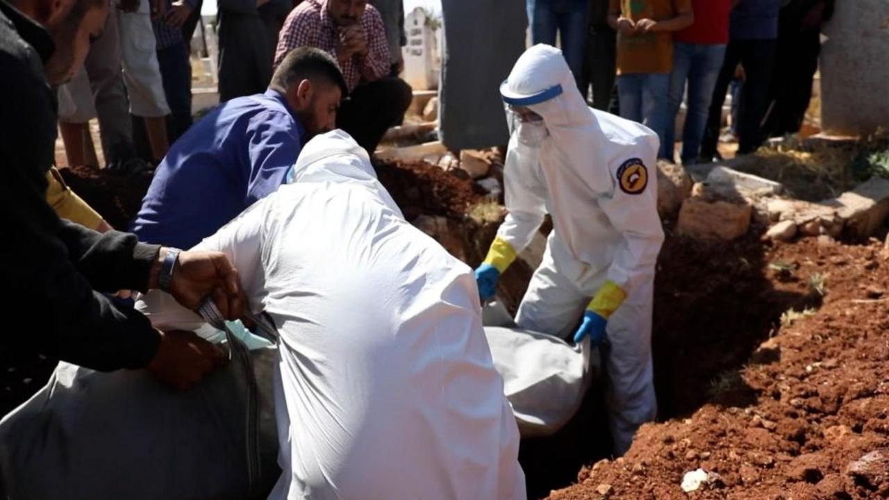 'We felt the danger': Syria hit hard by Delta variant