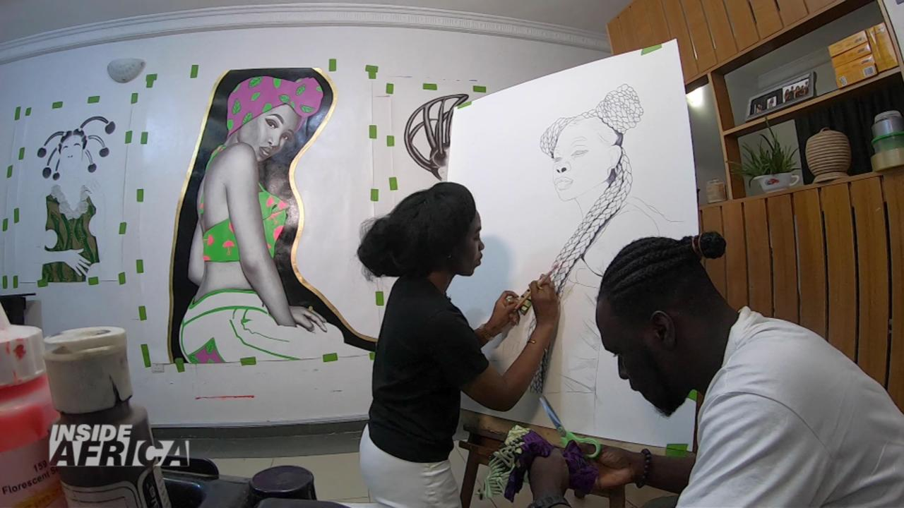 The Nigerian artists doing things differently