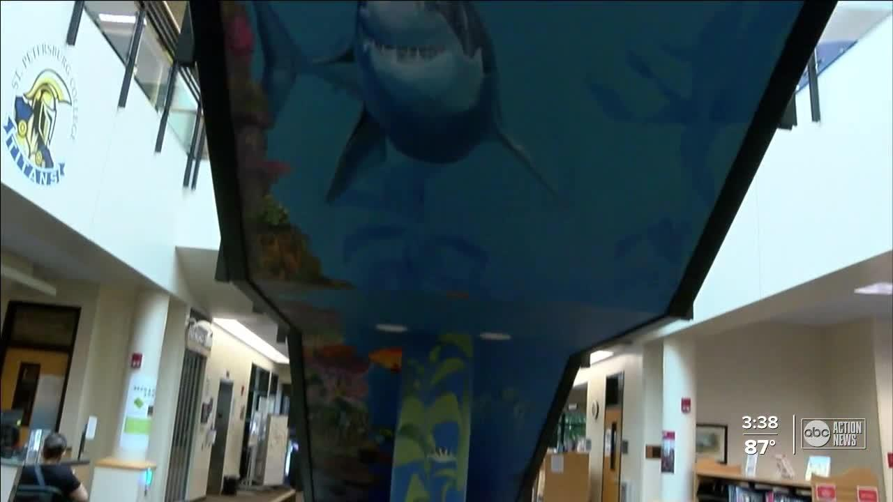 Bookstore reopens at St. Pete public library