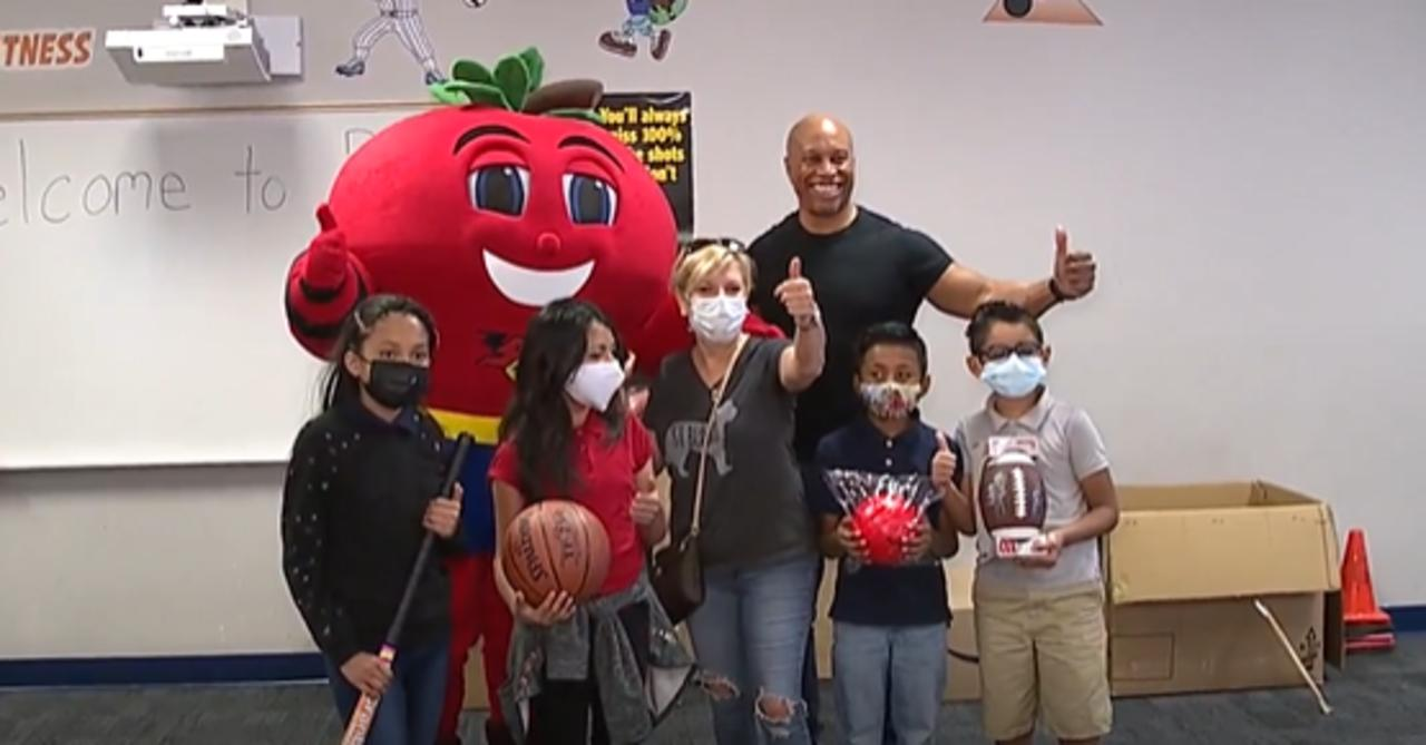 SuperFood Friends educates children on living healthy