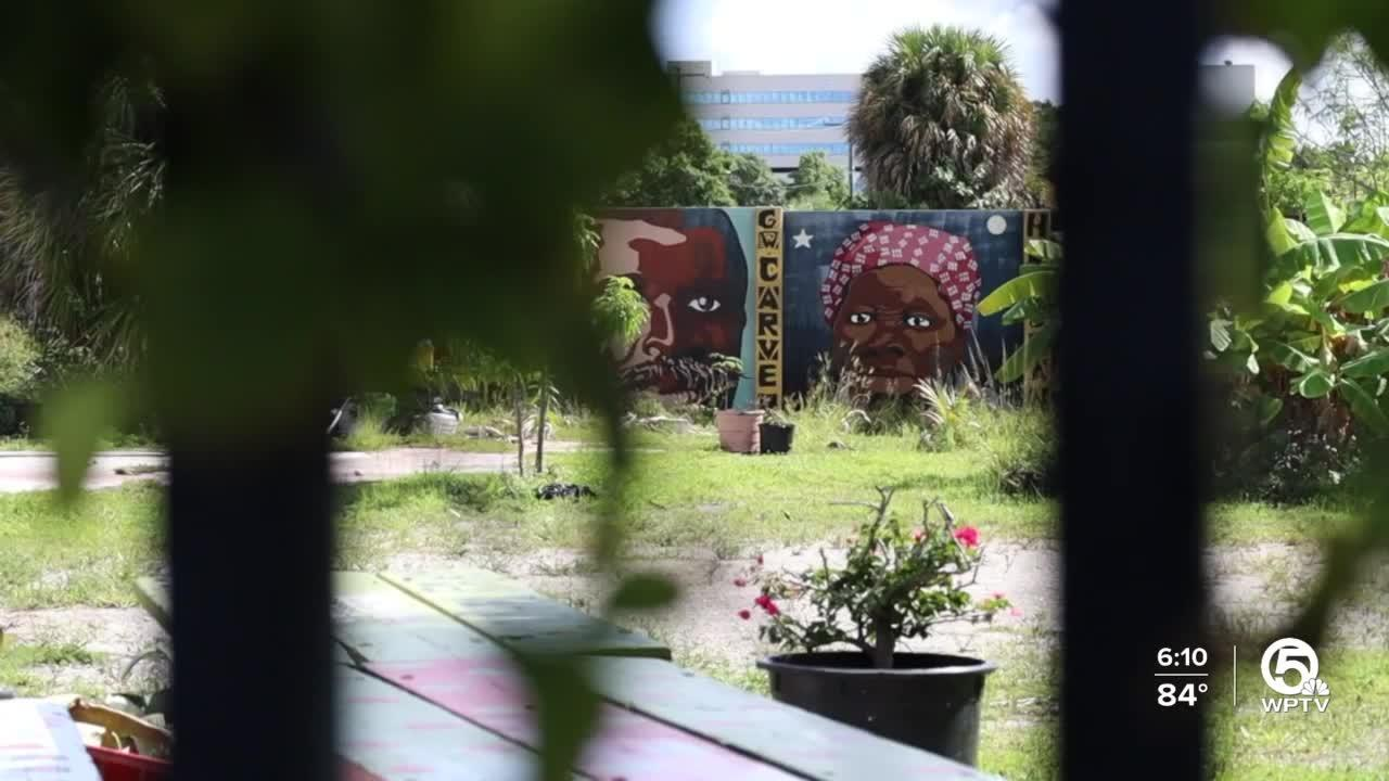 Community garden in West Palm Beach forced to close