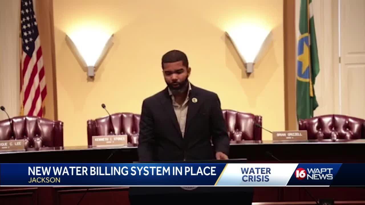 Jackson mayor covers variety of topics in weekly briefing