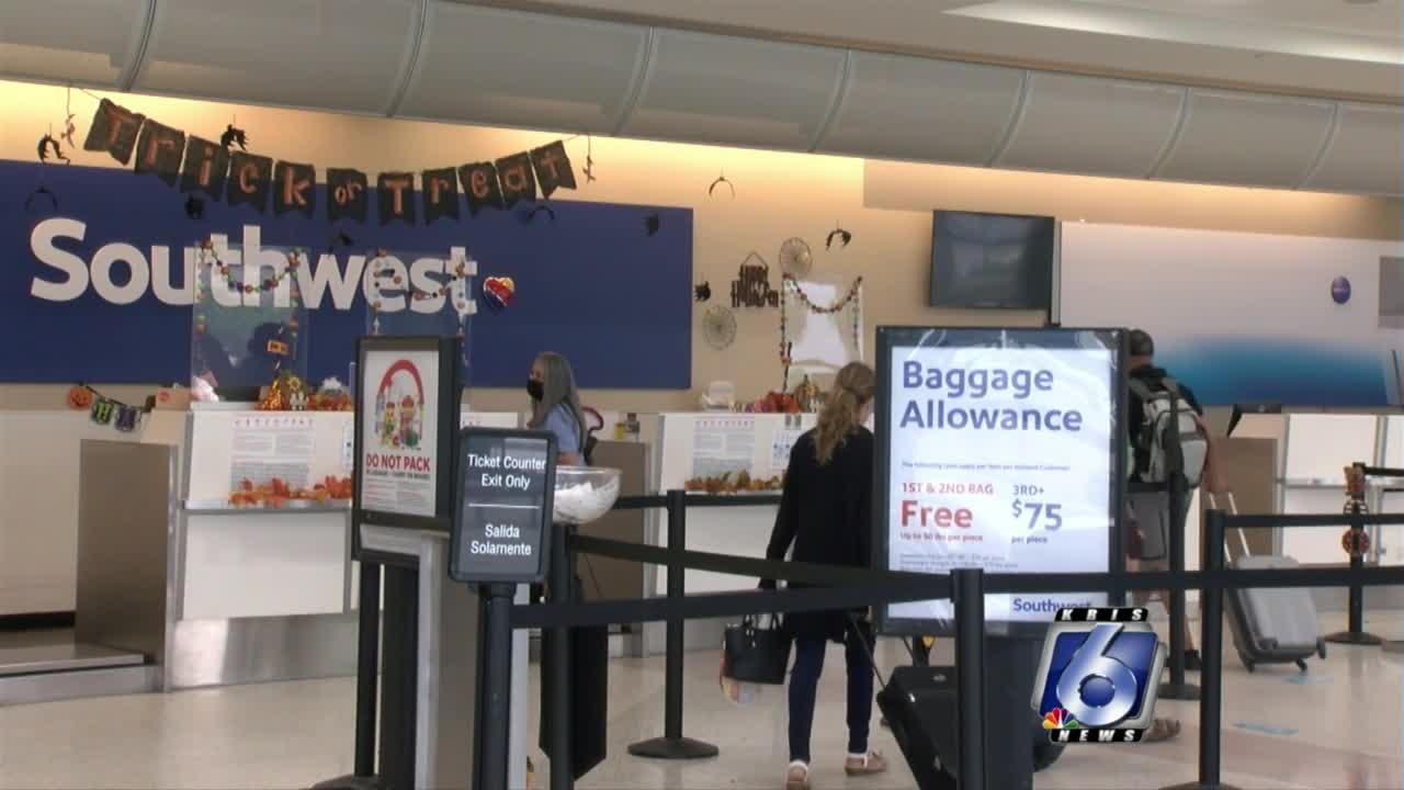 Weekend Southwest Airlines issues caused delays for local travelers