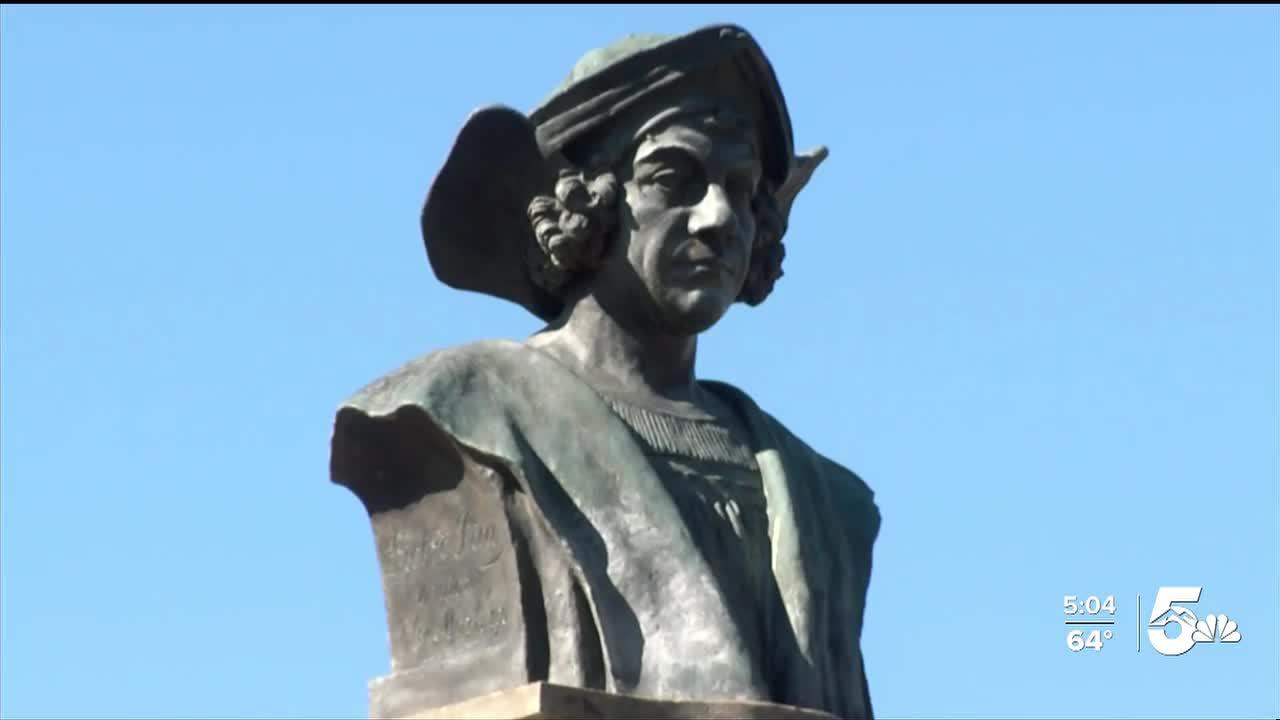 Controversy over Columbus Day