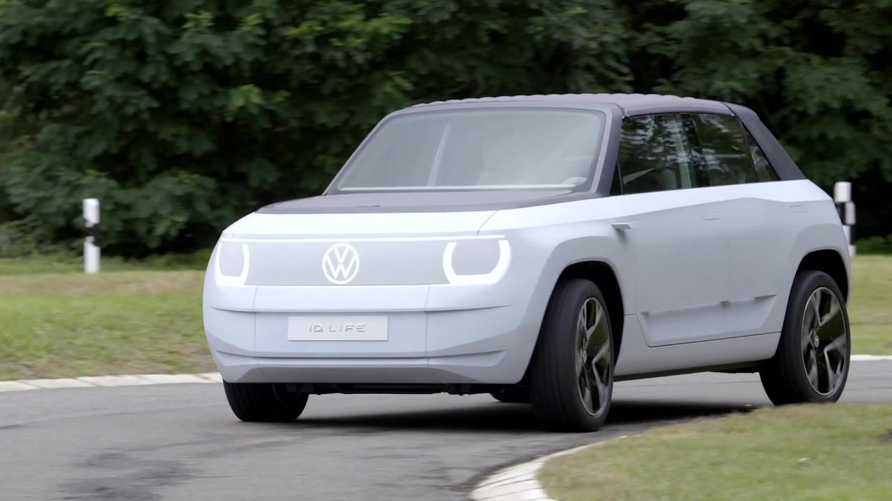 The all-new Volkswagen ID. LIFE Driving Video