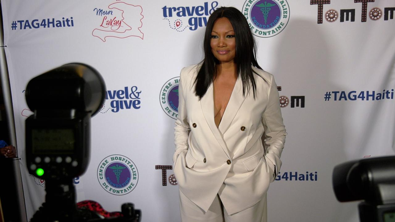 Garcelle Beauvais 4th Annual Travel & Give Fundraiser Red Carpet