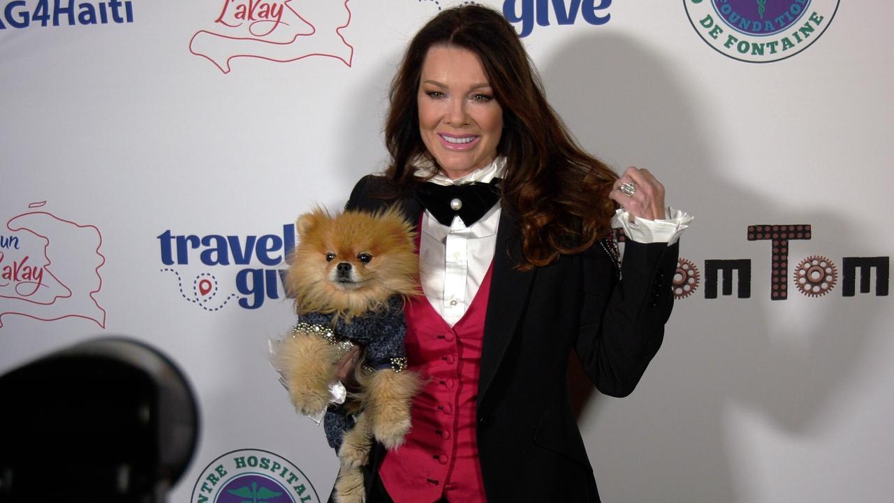Lisa Vanderpump 4th Annual Travel & Give Fundraiser Red Carpet