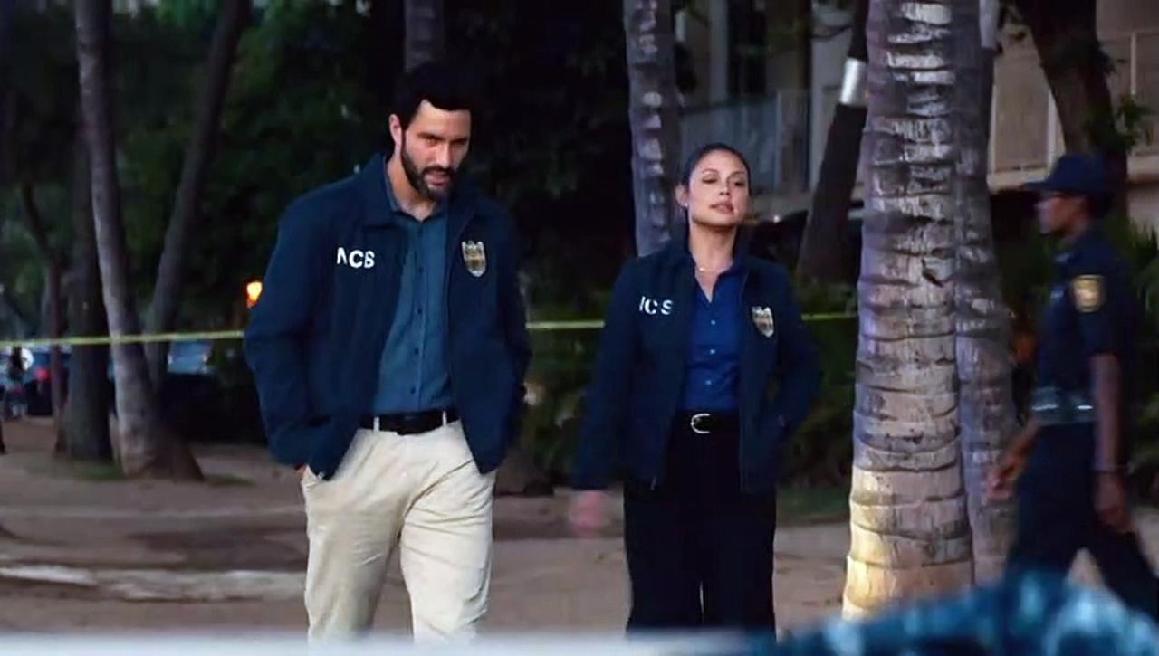 NCIS Hawaii S01E05 Gaijin