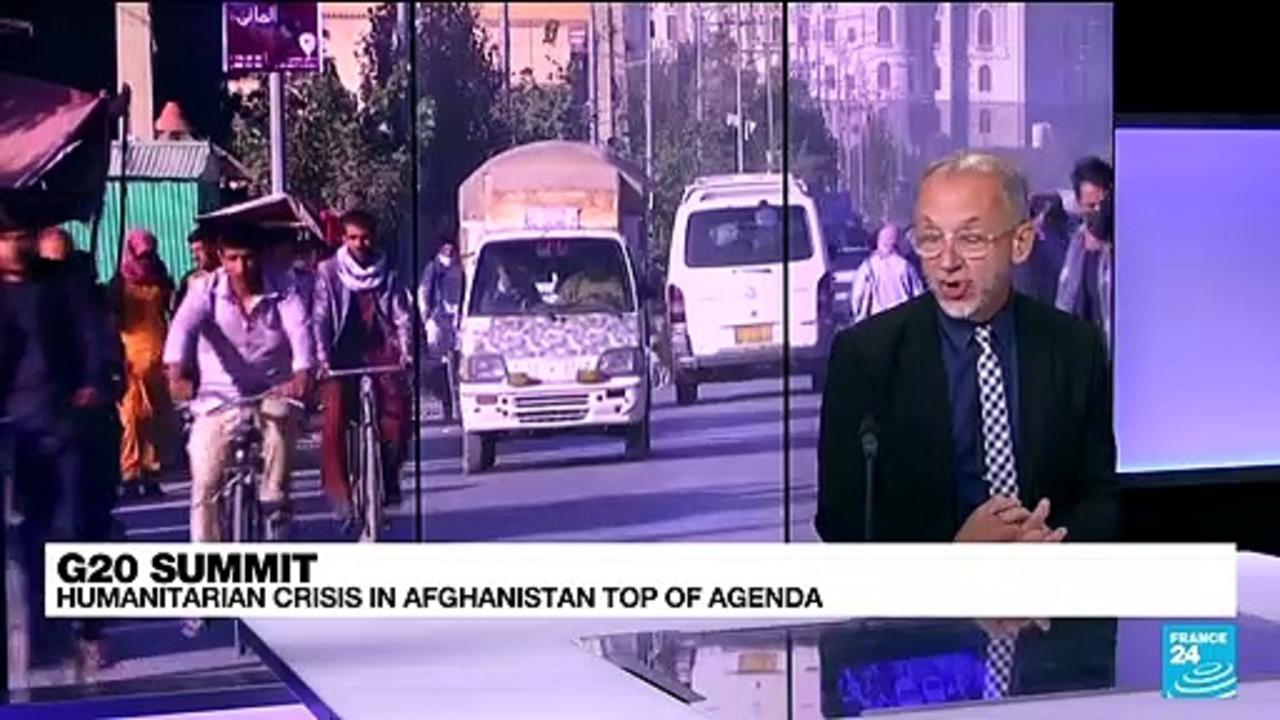 Under-pressure Taliban meet EU-US delegation in push for support
