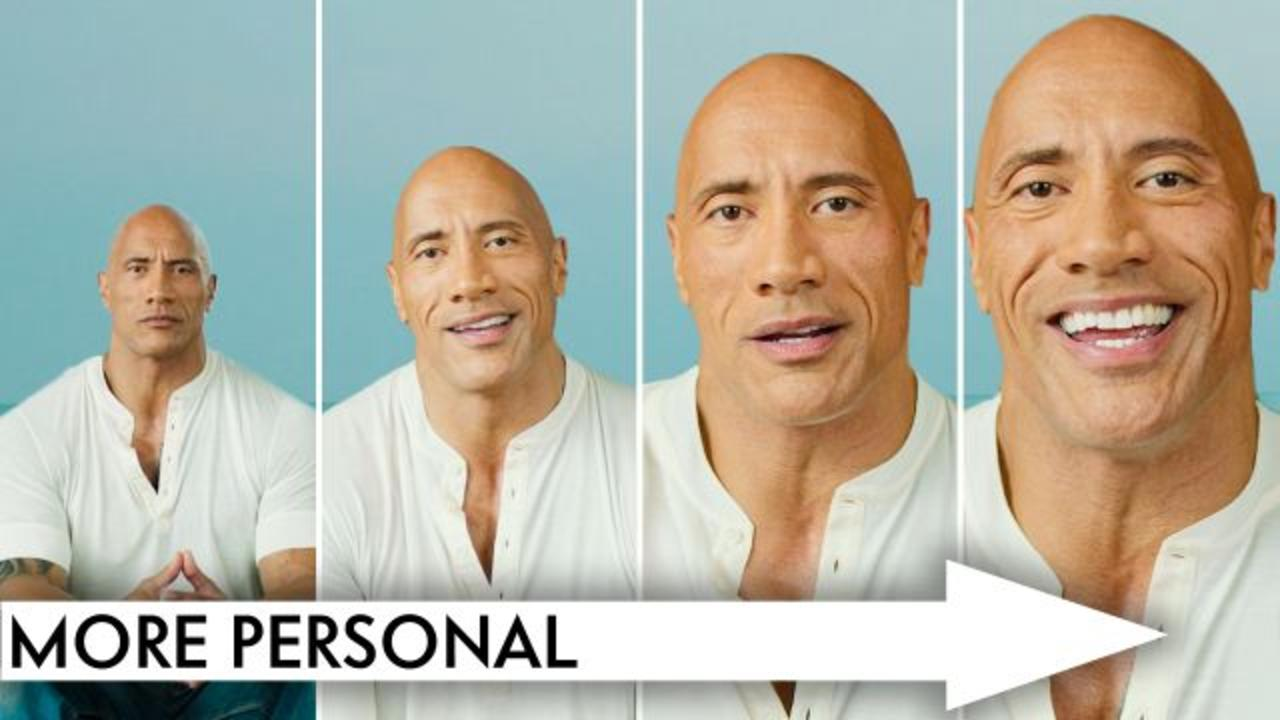 Dwayne 'The Rock' Johnson Answers Increasingly Personal Questions