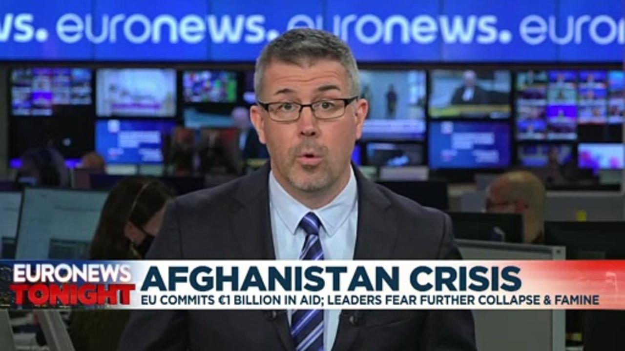 EU announces €1 billion in humanitarian aid for Afghanistan