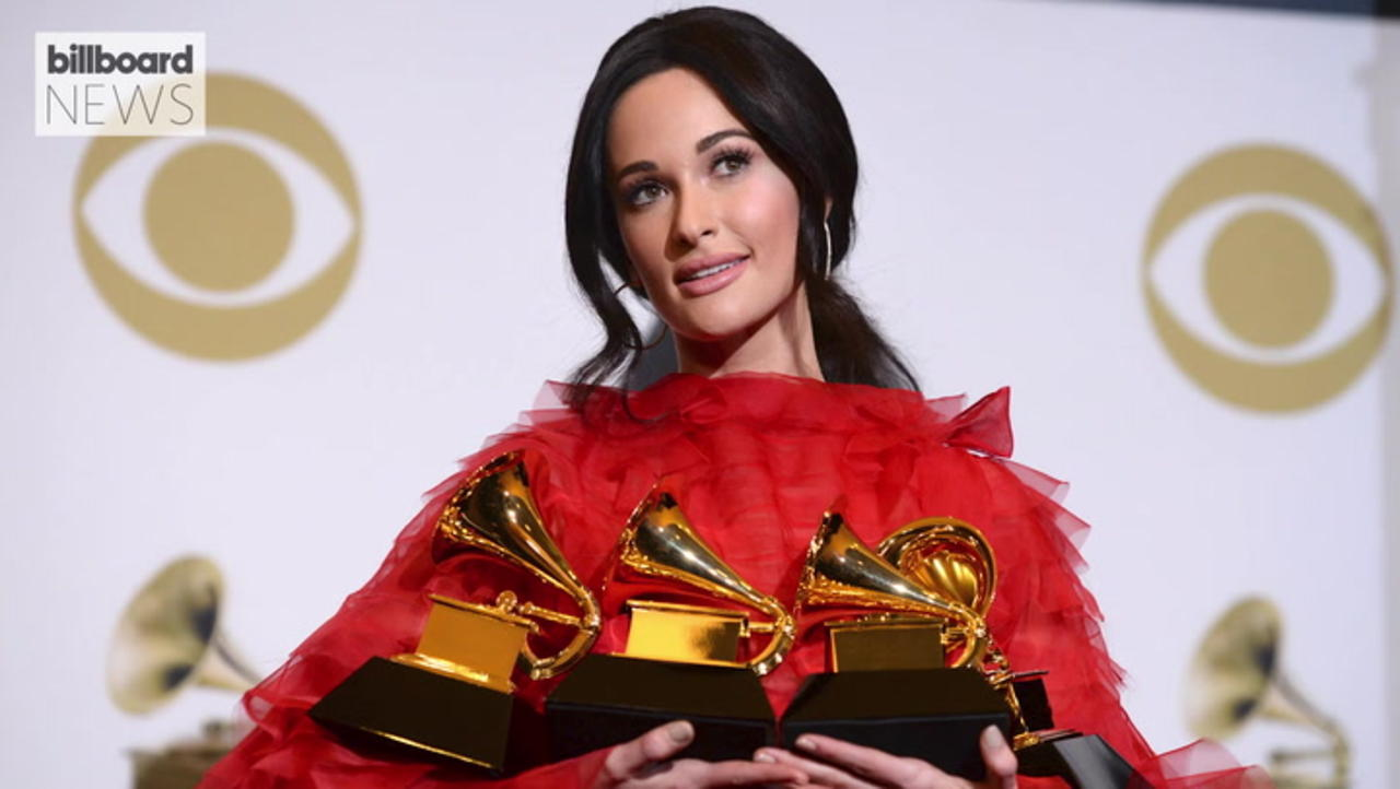 Kacey Musgraves' 'Star-Crossed' Not Eligible for Country Album Grammy   Billboard News