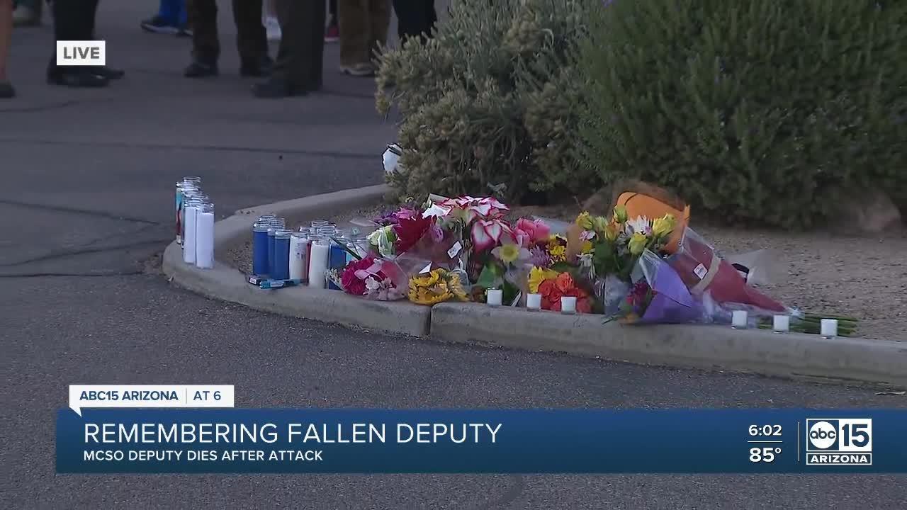 Remembering fallen Deputy Juan Ruiz