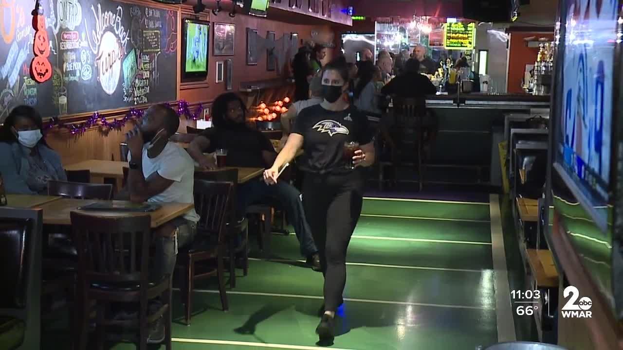 Ravens on Monday Night Football breaths life into local economy