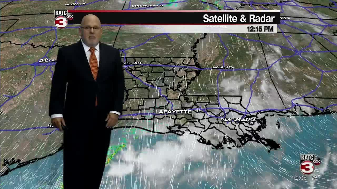 ROB'S WEATHER FORECAST PART 2 10PM 10-11-2021