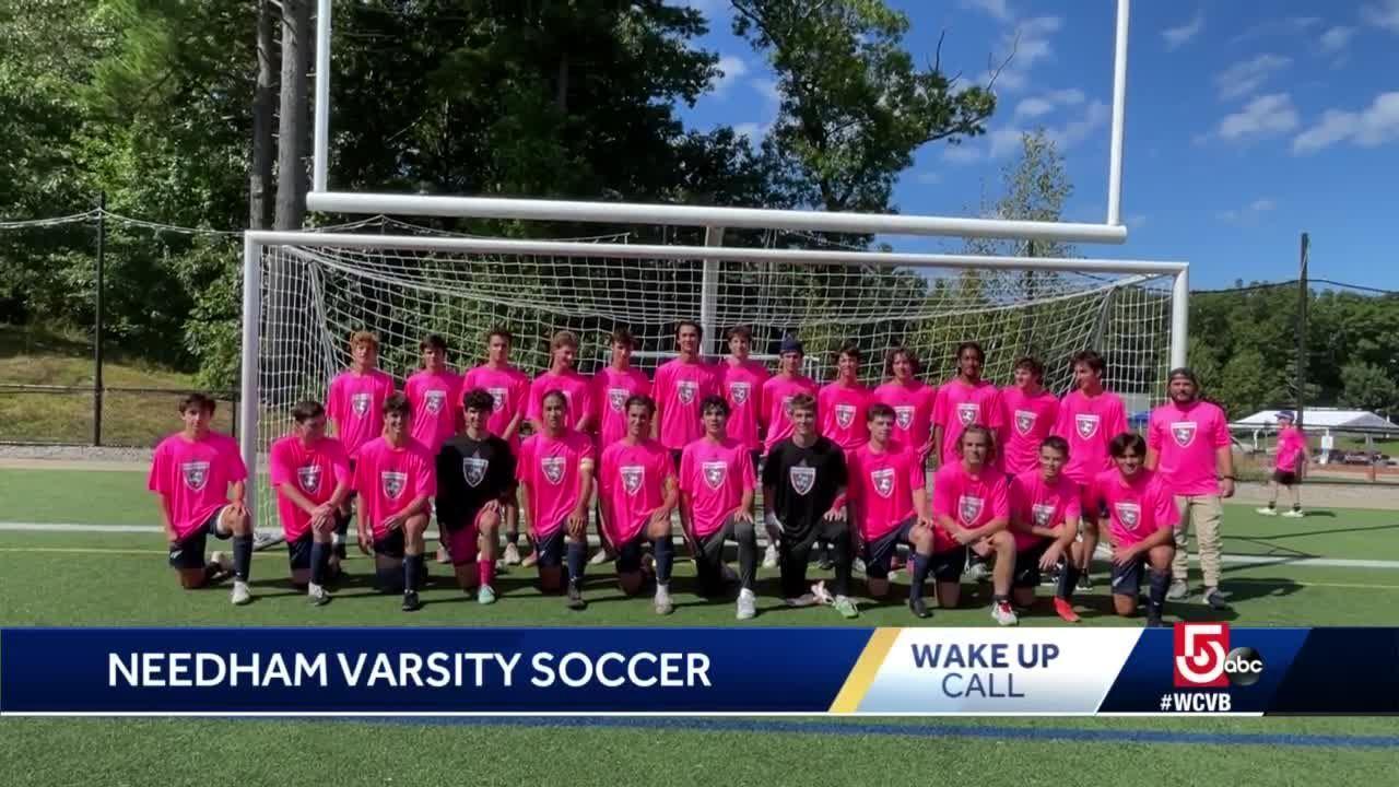 Wake Up Call from Needham Varsity Soccer