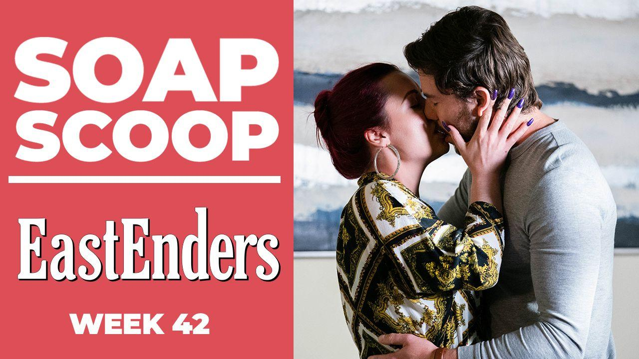 EastEnders Soap Scoop! Whitney and Gray get closer