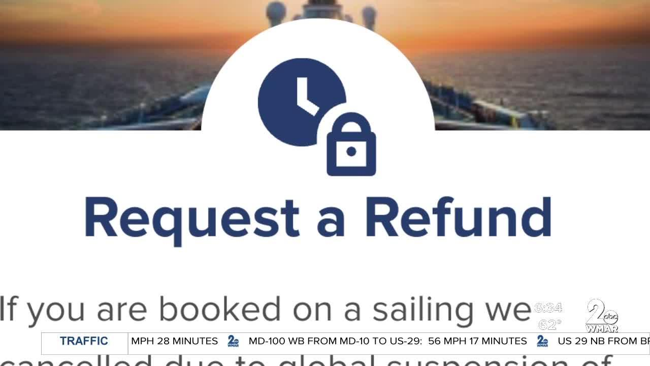 MFM: Proposed rule requiring cruise refunds