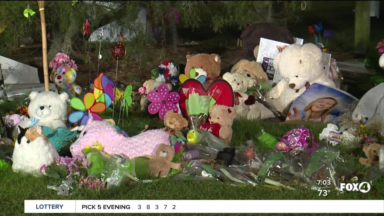 Memorial for Gabby Petito to be taken down as plans for permanent tribute begin