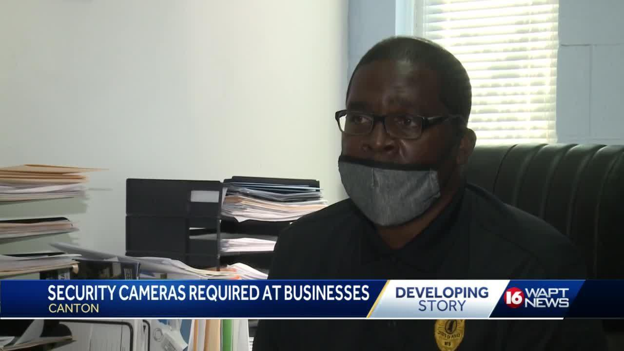 Canton ordinance requires businesses to install surveillance cameras