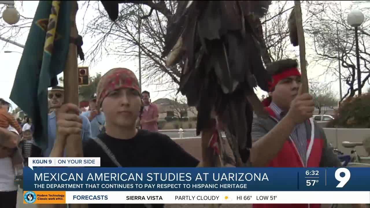 Discovering Hispanic Heritage at the University of Arizona