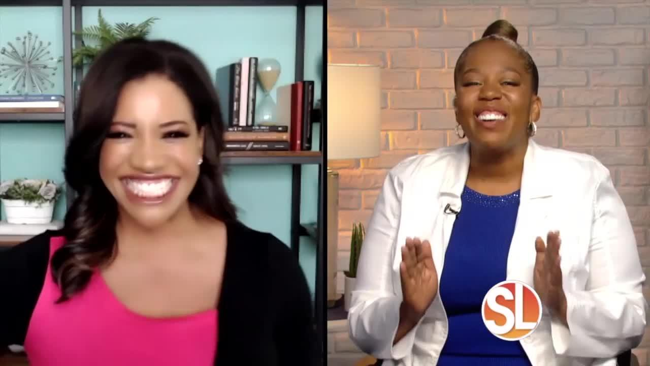 Celebrity Dentist to the stars shares smile workout for National Dental Hygiene Month