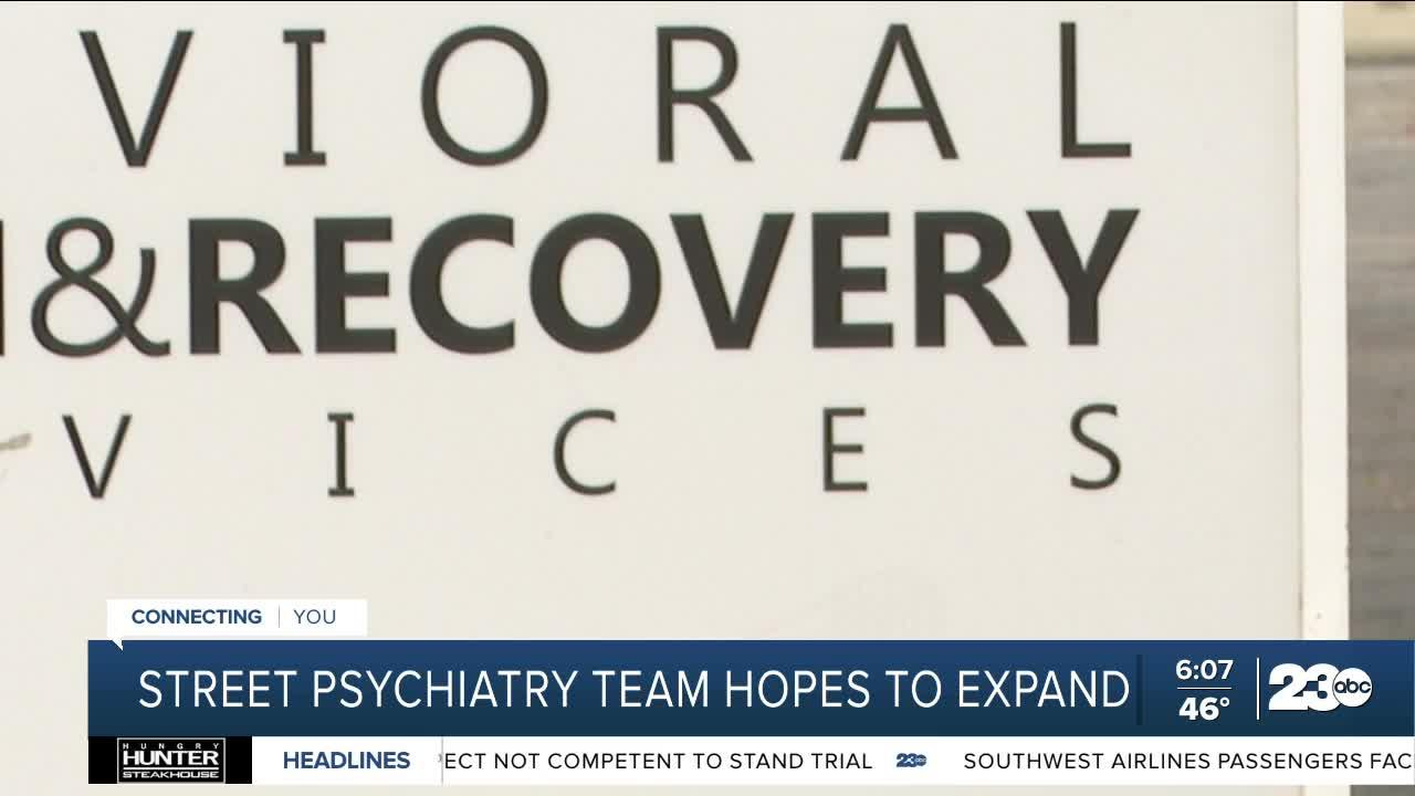 KBHRS sees progress with street psychiatry, hopes to expand ROEM team
