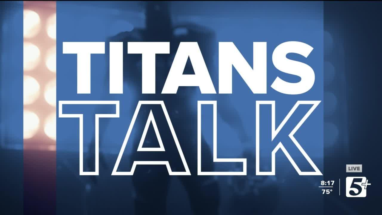 Titans Talk: Titans v Jaguars (P1)