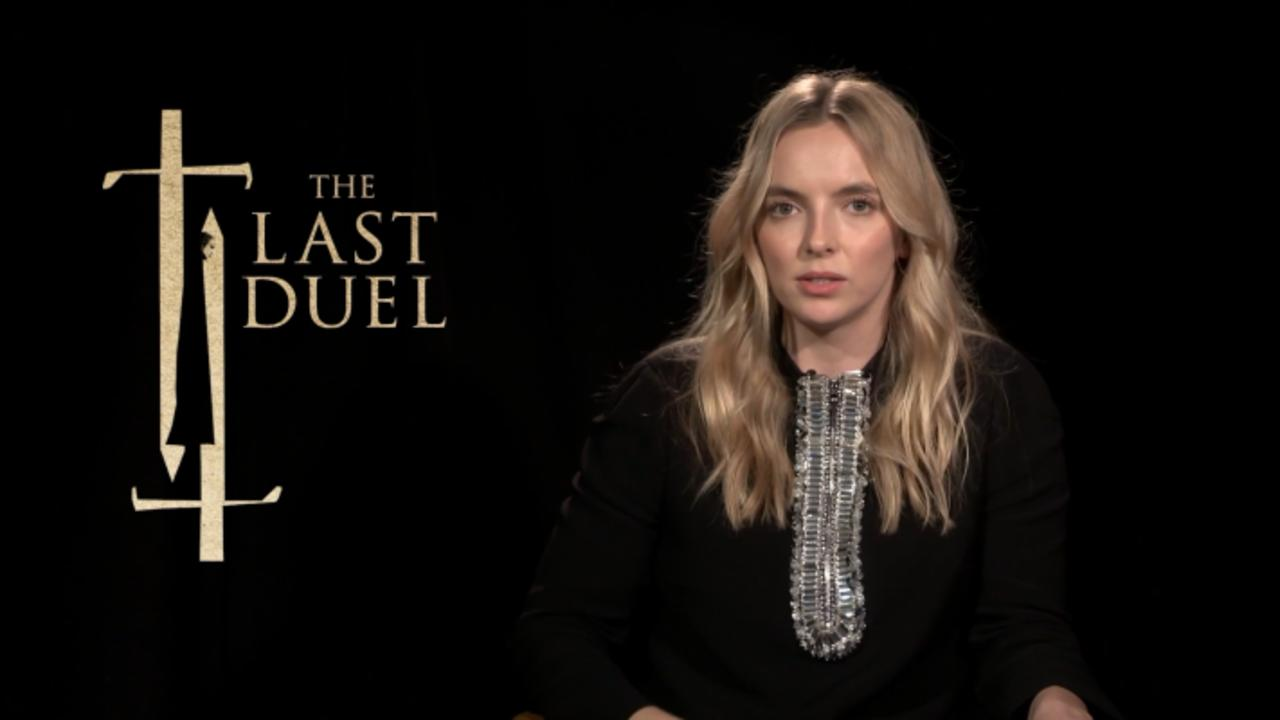 Jodie Comer On The True Story Of 'The Last Duel'