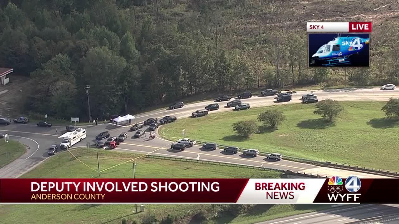 Deputy chase leads to shots fired, man killed near I-85