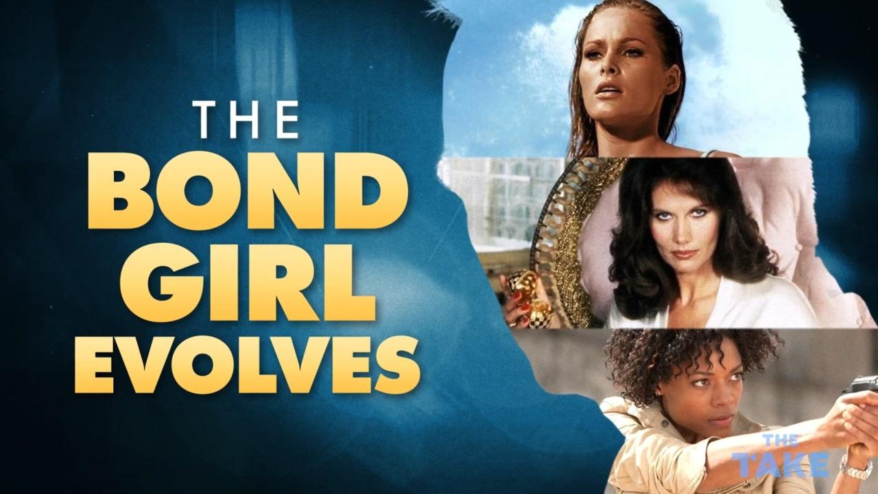 The History and Evolution of the 'Bond Girls'