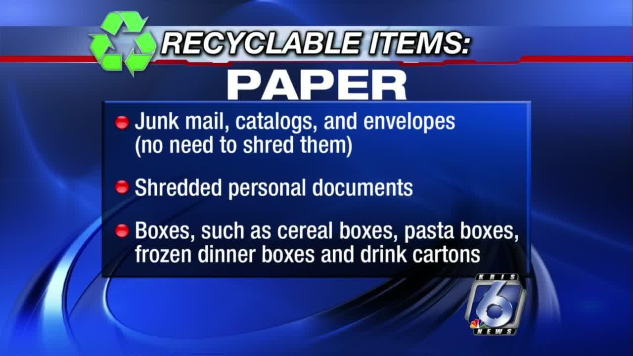 Corpus Christi City Council moves forward with recycling program