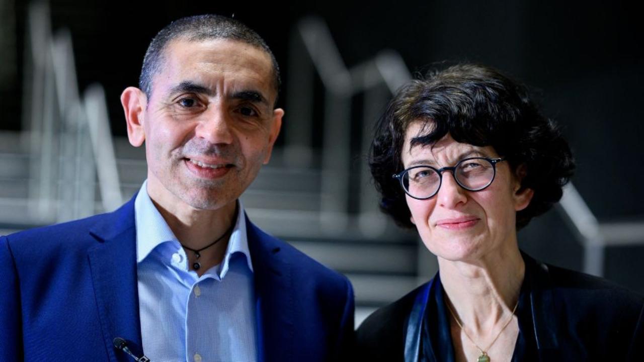 BioNTech vaccine inventors 'scientists by passion'