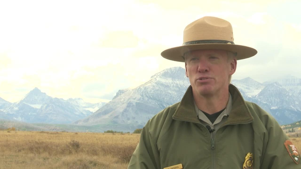 WEB EXTRA: GlNP Ranger Tom Mazzarisi discusses found teddy bear