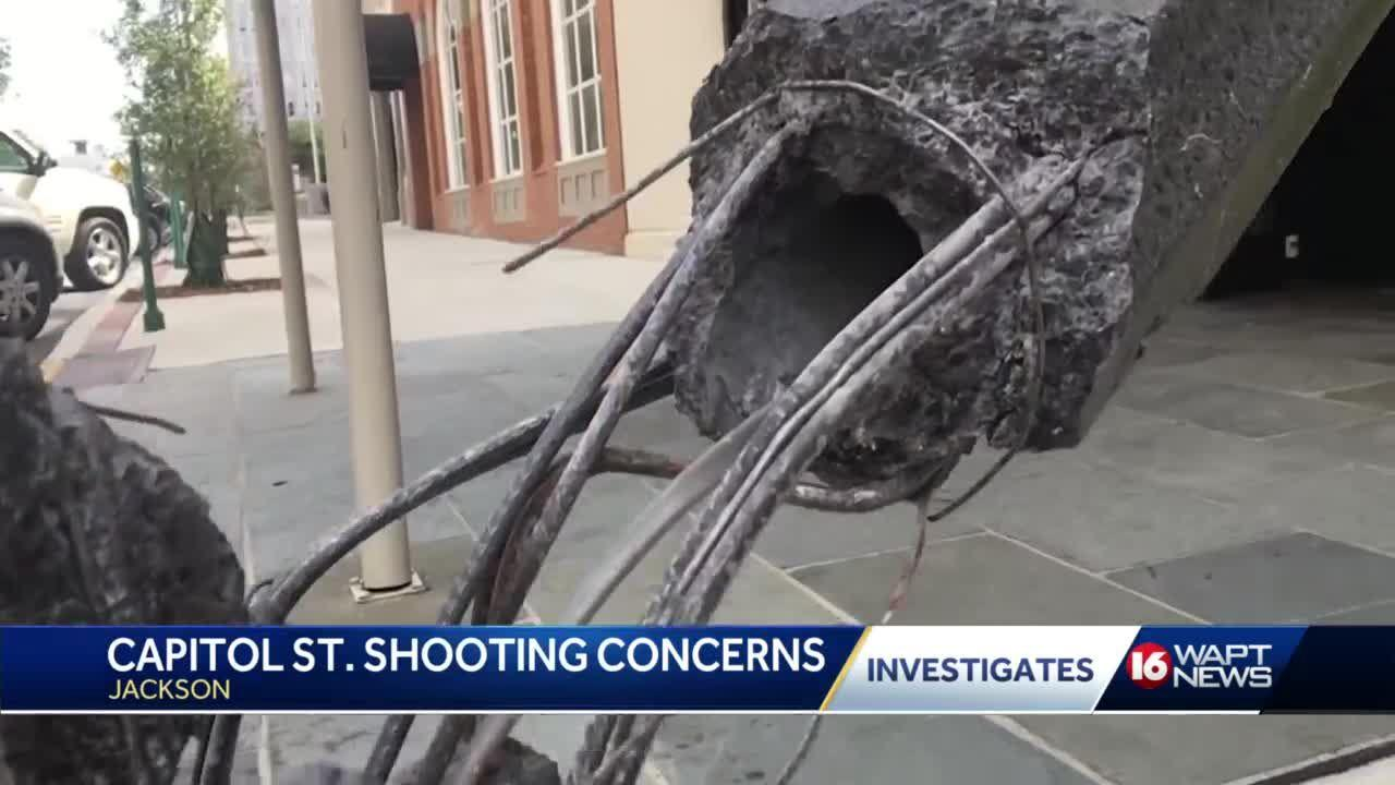 Shooting Concerns on Capitol Street