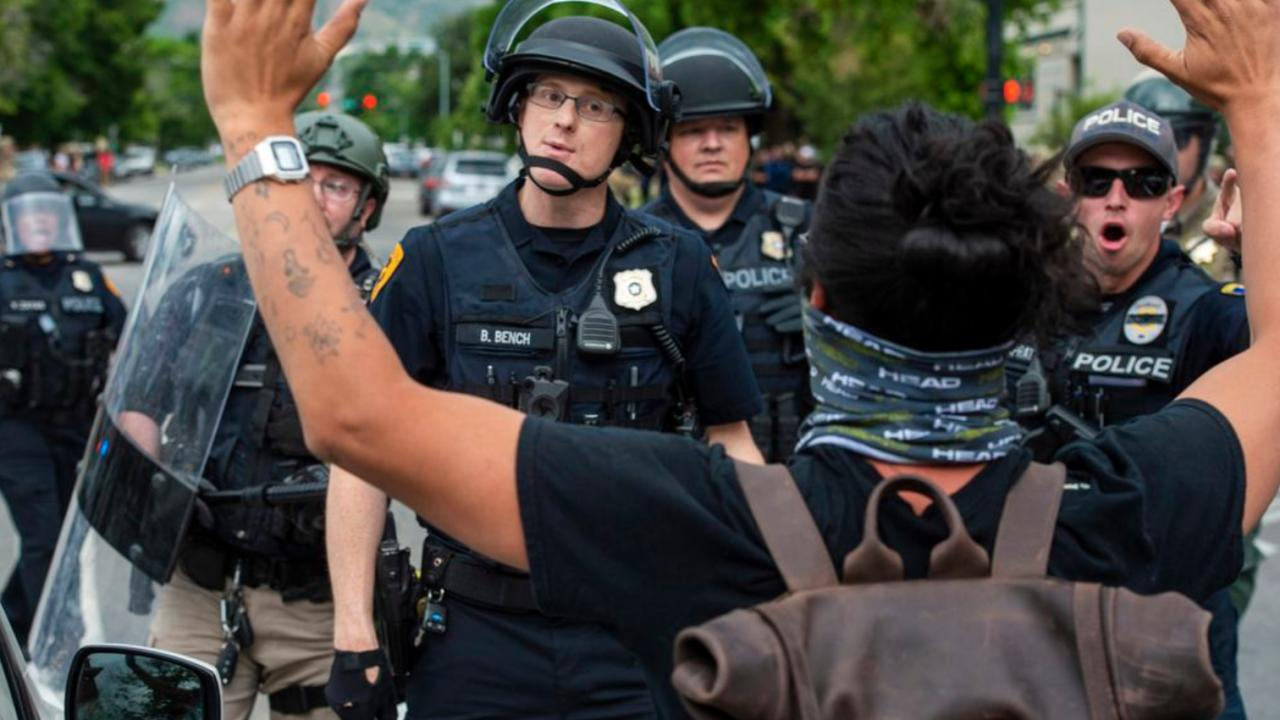 SLC sued over alleged constitutional violations during George Floyd protests