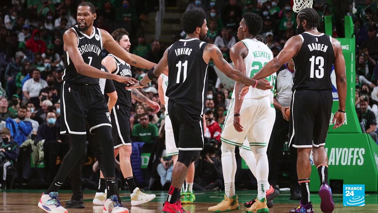 NBA star Irving sidelined by Nets for refusing Covid-19 vaccination