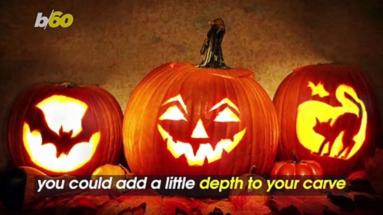 These Jack-O-Lanterns Will Have You Itching to Start Carving Your Own Pumpkin